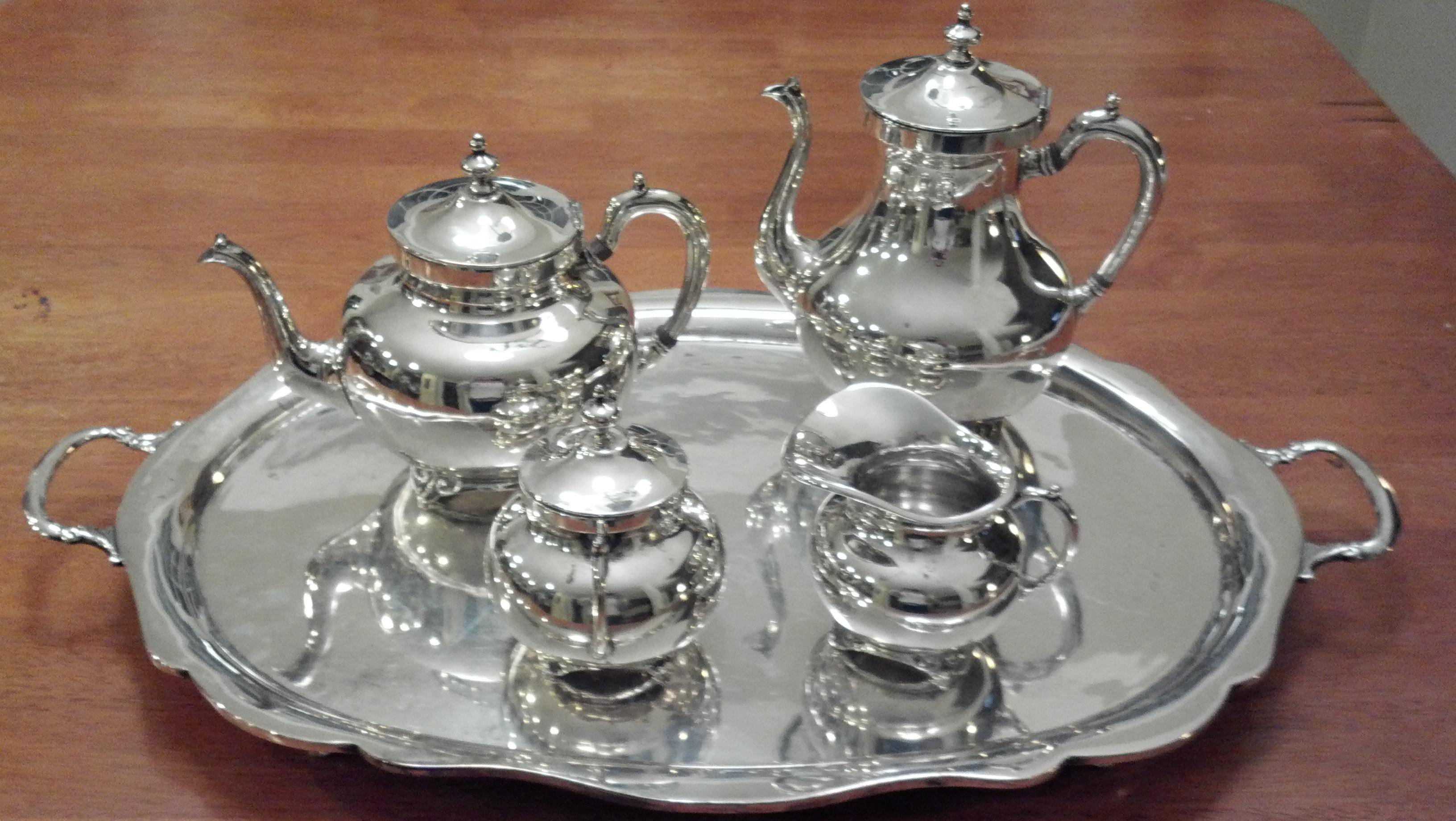& Buying Sterling Silverware and Tableware